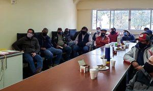 Capacitaron a tabacaleros tucumanos en la sede de la COPAT